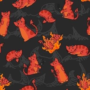 Devil Kitties