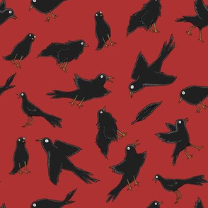 Mad Crows