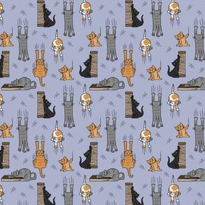 Scratchin Cats