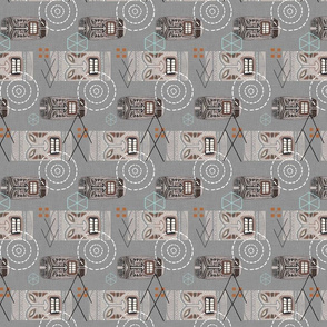 Tiki Town (rotated version)