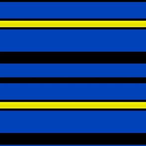 Blue Tang Stripes Small 001