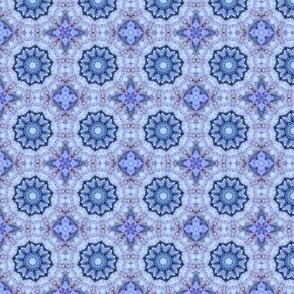 Blue Hydrangea Mandalas 1508