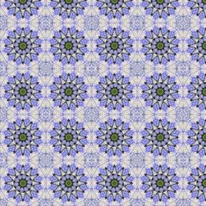 Hydrangea Petal Mandala 1472