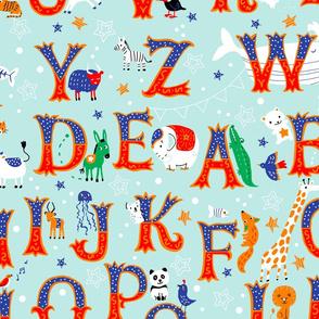 circus-alphabet