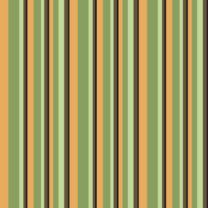 golden_sebright_stripe_6x6