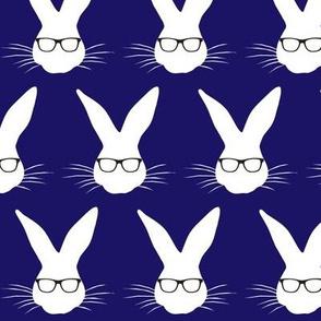 Geeky Bunny Navy