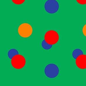 Circus Elephant Polka dots