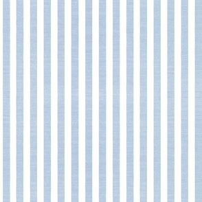 Denim Stripes . 501 Faded Chambray
