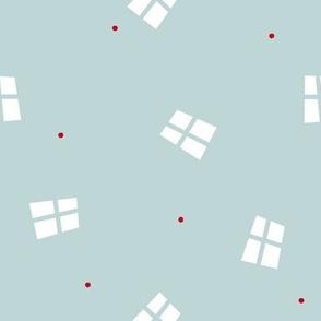 Abstract Windows & Dots