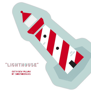 """Cut and Sew """"Lighthouse"""""""