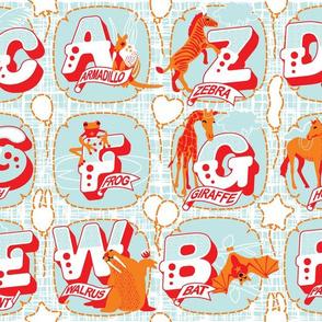 Alphabet Show