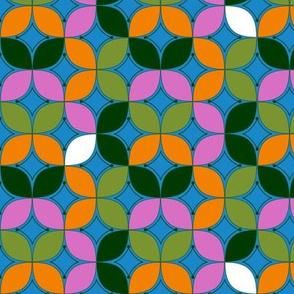 Medium Butterfly Geometric