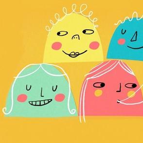 Ice cream heads