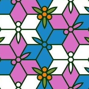 00658891 : spiral vine : G