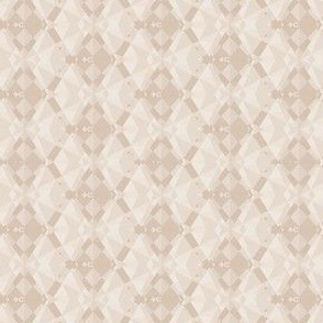 Dawn Sand Beige Geometric