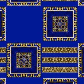 Lapis Egyptian Design
