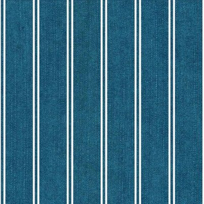 Aqua with stripes