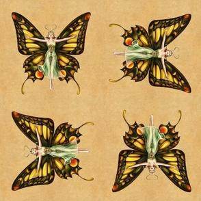 Butterfly Flapper