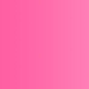 Pink Ombre Chiffon - Plain
