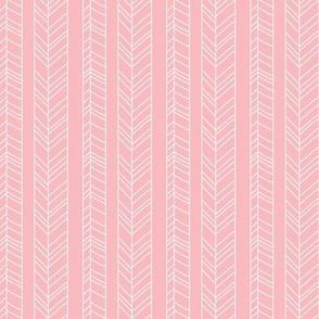 Fallen Stripes Pink