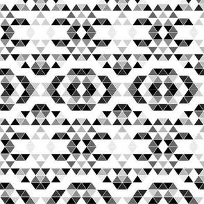 Gray Print