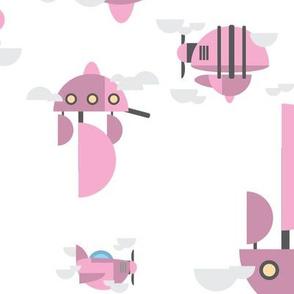 Pink - Airships