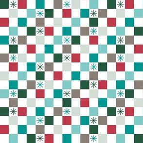 Checkered Christmas (Festive)