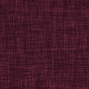 plum linen no. 1