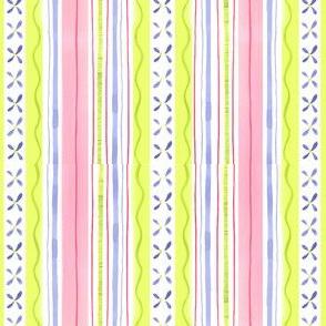 Petalwink Classic Stripe