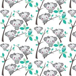Happy Koalas