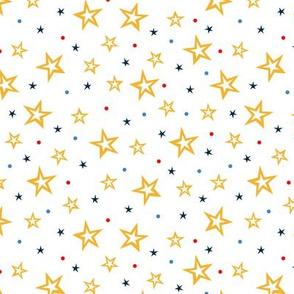 Circus Stars (White)