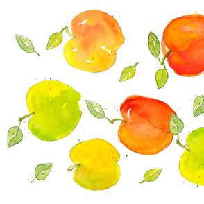 Fresh Fall Apples