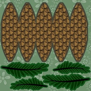 ©2011 Just the Pinecone Swatch