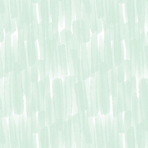 Watercolor Strokes // Mint