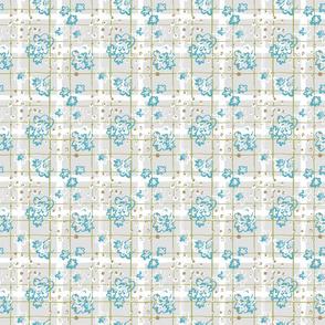 plaid_flower