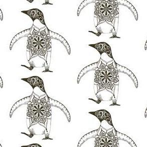 Kristi's Penguins