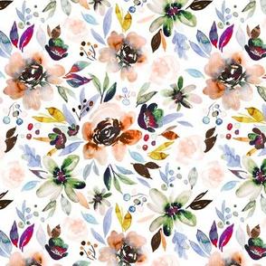 Indy Bloom Design Autumn Berry Rose B
