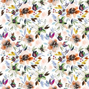 Indy Bloom Design Autumn Berry Rose A