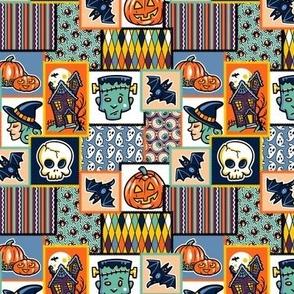 Halloween Hoopla - Patchwork - Small