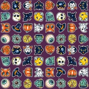 Halloween Hoopla - Gaggle of Ghouls - Small