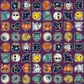 Halloween Hoopla - Gaggle of Ghouls - Small