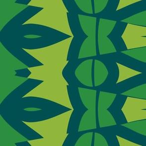 Nibs and Bows (Green)