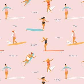 Soul surfers pink