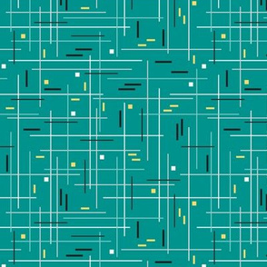 Intersection (Teal)