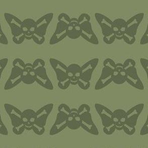 Butterfly Skulls - Army