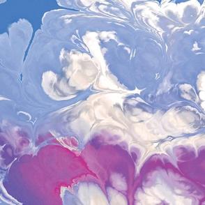 Fractal Cloud, L