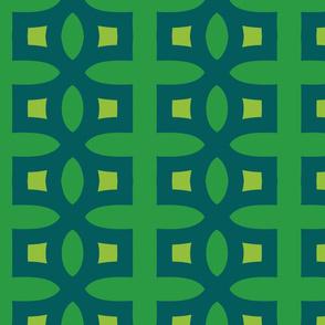 Stitches (Green)