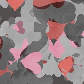 Heart Camoflage