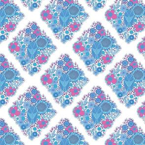 ramatuelle motif blue