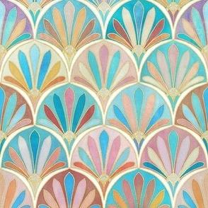 Vintage Twenties Art Deco Pattern large version